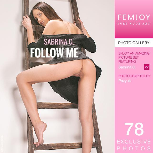 Sabrina G - Follow Me 15-01-2016