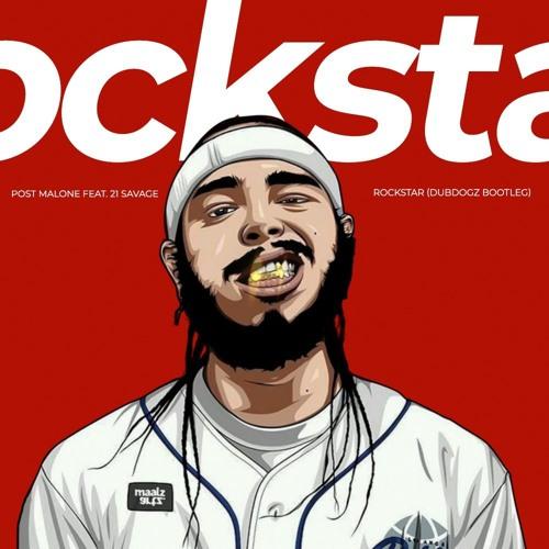 Post Malone feat 21 Savage - Rockstar (Dubdogz Bootleg) [2018]