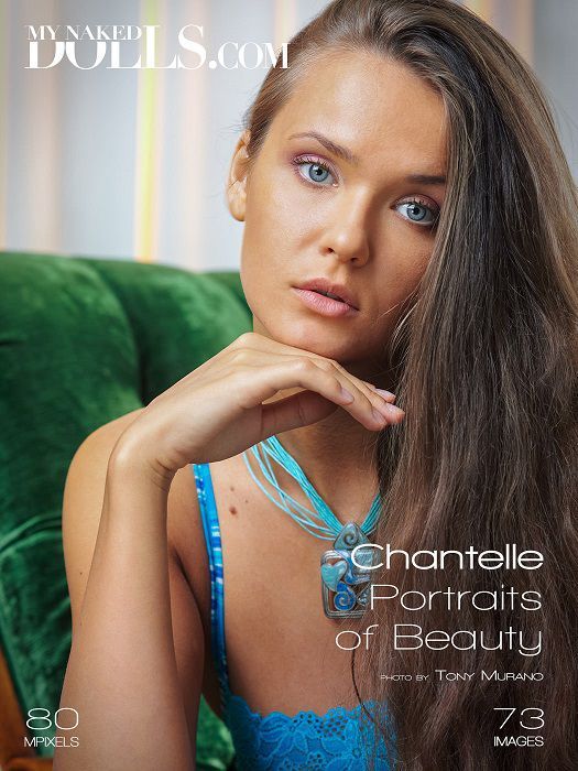 Chantelle - Portraits of beauty (2018-10-03)