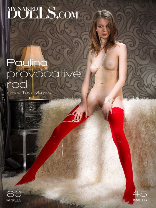 Paulina - Provocative red (05-10-2018)
