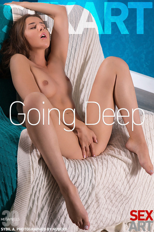 Sybil A - Going Deep - 121 pictures - 6720px (6 Oct, 2018)