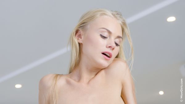 Nancy A - Exploring Horny Blonde - Oct 6, 2018
