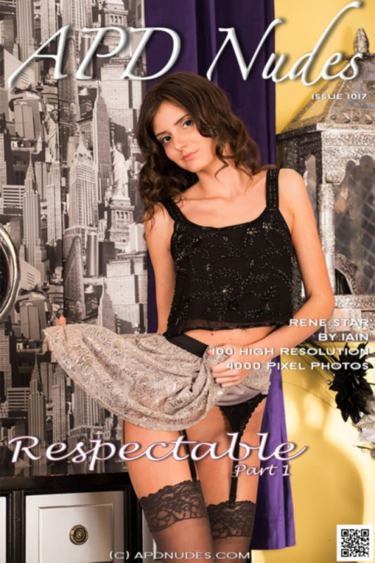 Rene Star - Respectable P1 - 100 images