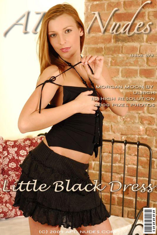 Morgan Moon - Little Black Dress - 110 images