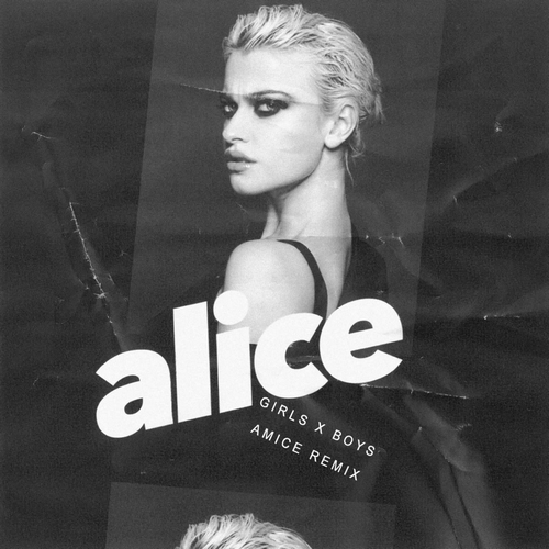 Alice Chater - Girls X Boys; Kazka - Плакала (Amice Remix`s) [2018]