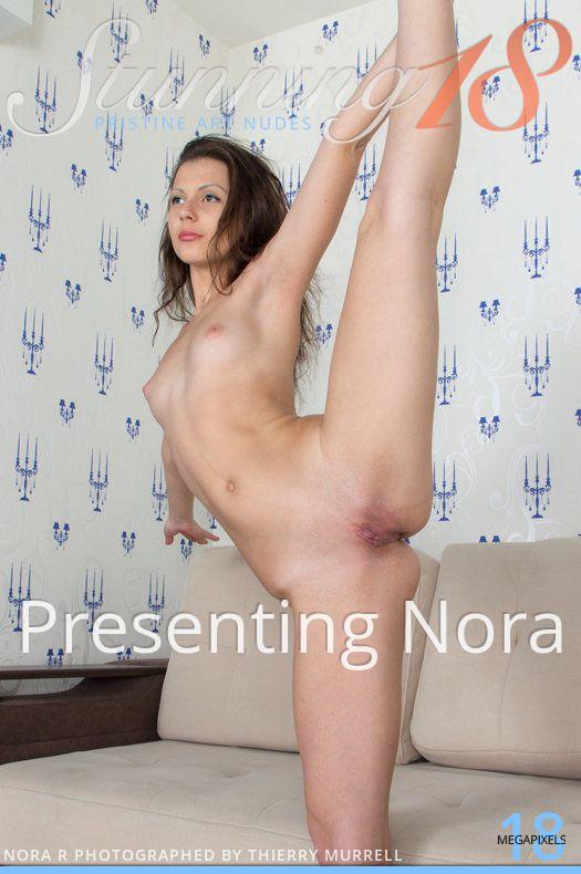 Nora R - Presenting Nora (08-10-2018)