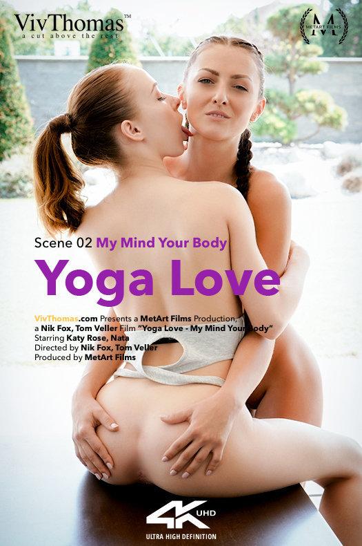 Katy Rose & Nata - Yoga Love - My Mind Your Body 2018-10-10