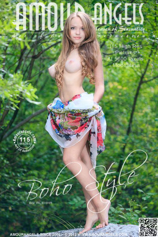 Lisa - Boho Style (х115)