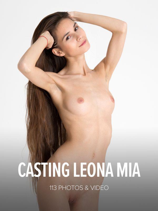 Leona Mia - Casting Leona Mia x114 4000px (10-13-2018)