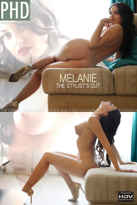 Melanie - The Stylist Cut - 46 pictures - 3000px (14 Oct, 2018)