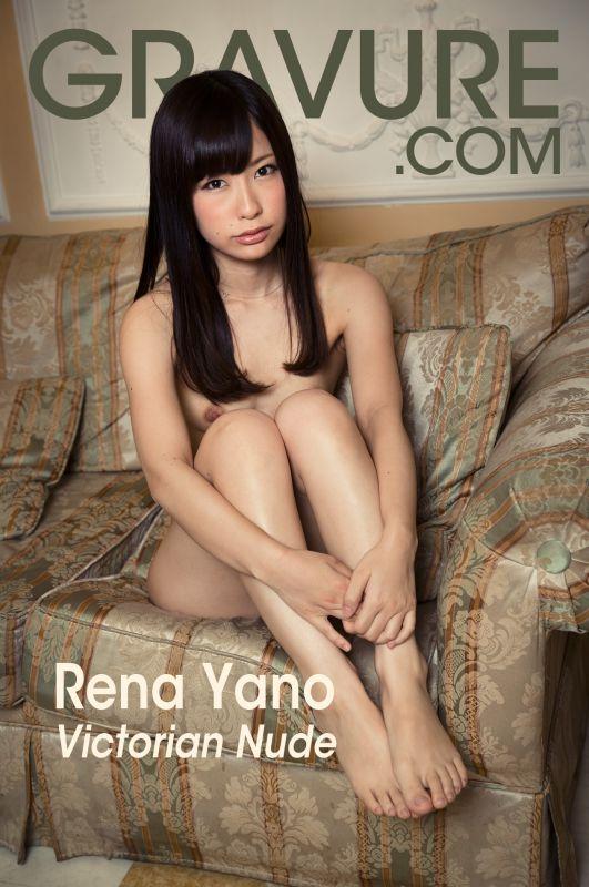 Rena Yano - Victorian Nude