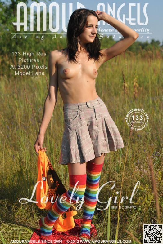 Lаnа - Lоvоly Girl (x133)