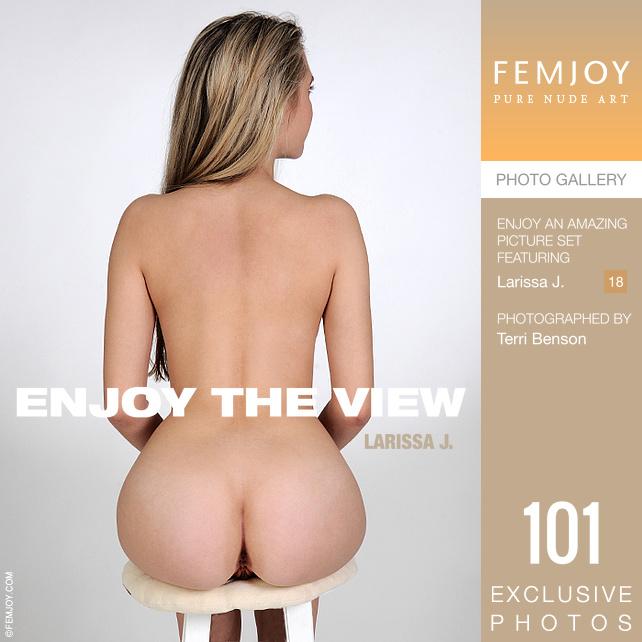 Larissa J. - Enjoy The View - x101 - 5000px - Oct 18, 2018