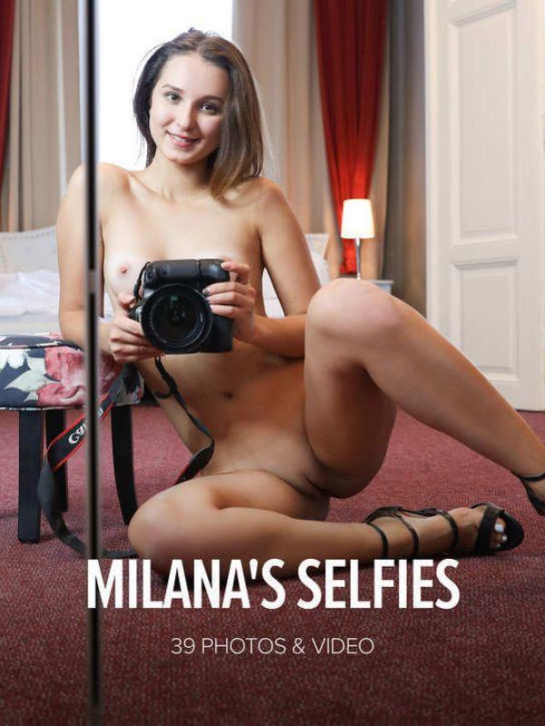 Milana - Milanas Selfies - x39 - 8688px (18 Oct, 2018)