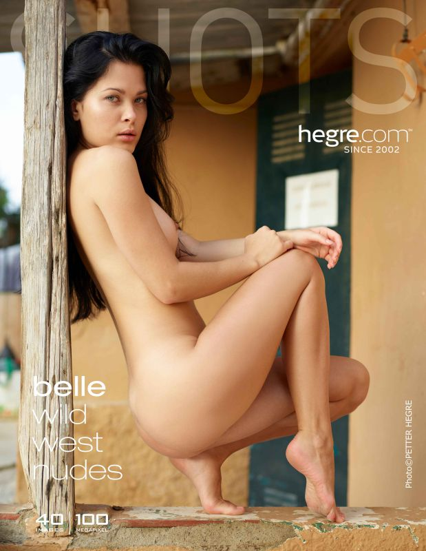 Belle - Wild West Nudes - 40 pictures - 11608px (20 Oct, 2018)