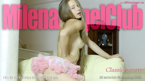 Milena Angel - Classic Beauty - VIDEO - Oct 6, 2018