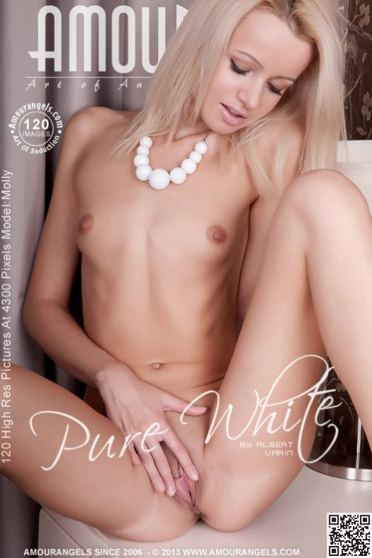 Molly - Pure White (х120)