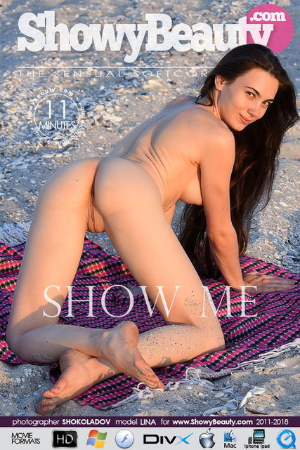 Lina - Show Me - VIDEO - Oct 17, 2018