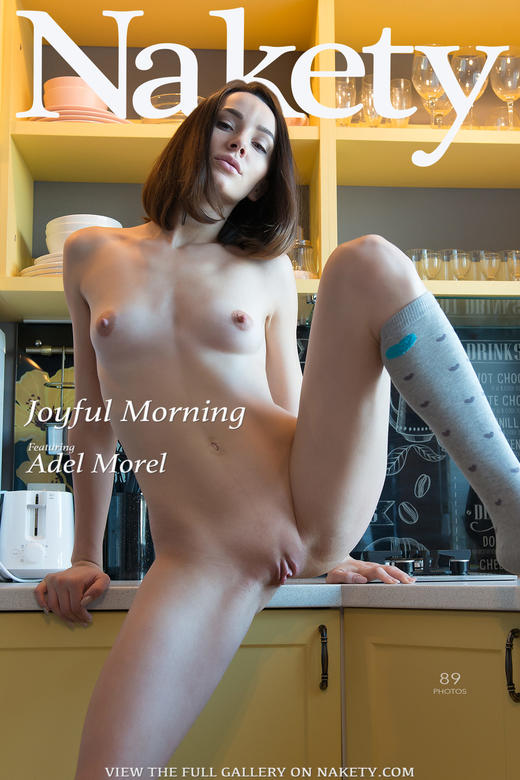 Adel Morel - Joyful Morning - x89 - 7360px - Oct 27, 2018