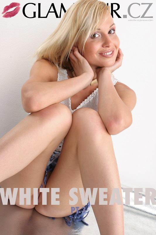 Eva 8 - White Sweater Pt.3 - x34 - 4000px - Oct 16, 2018