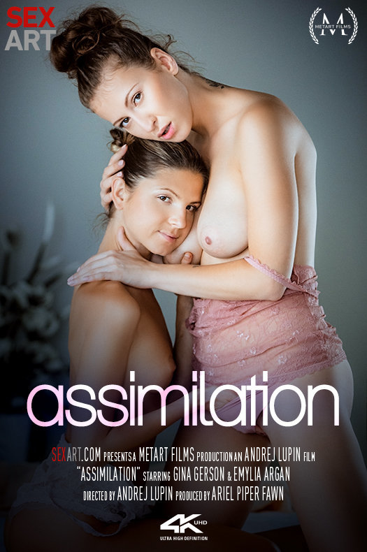 Emylia Argan & Gina Gerson - Assimilation 2018-11-02