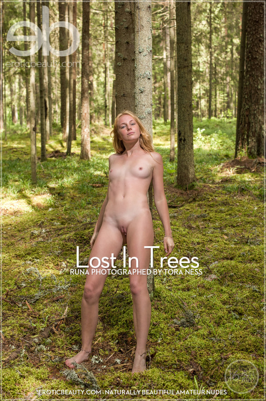 Runa - Lost In Trees - 65 pictures - 4900px (14 Nov, 2018)