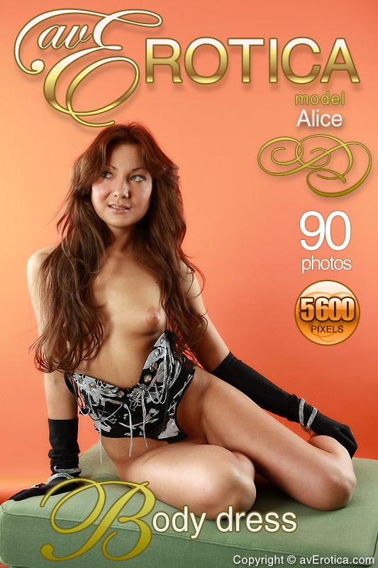 Alice - Body dress (x90)