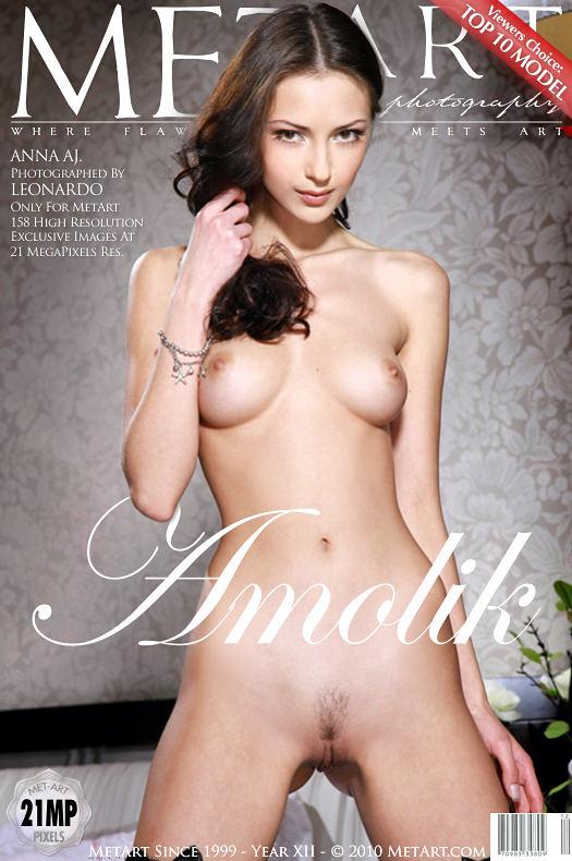 Anna AJ - Amolik