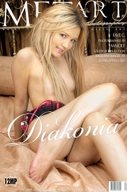 Faye C - Diakonia