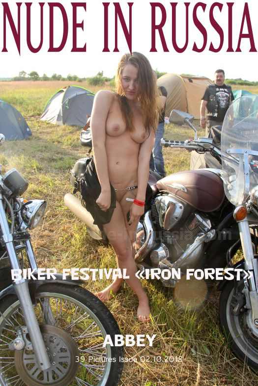 Abbey - Biker Festival Iron Forest