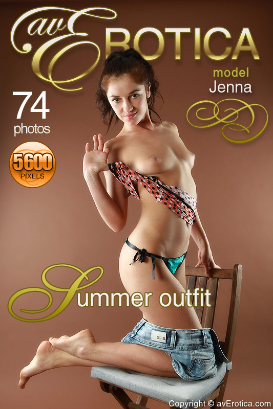 Jenna - Summer outfit (x74)