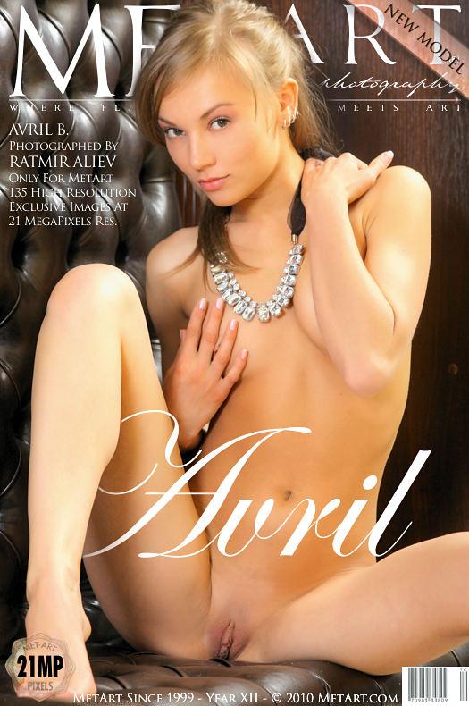 Avril B - Presenting