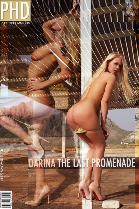 Darina - The Last Promenade - 42 pictures - 3000px (28 Nov, 2018)