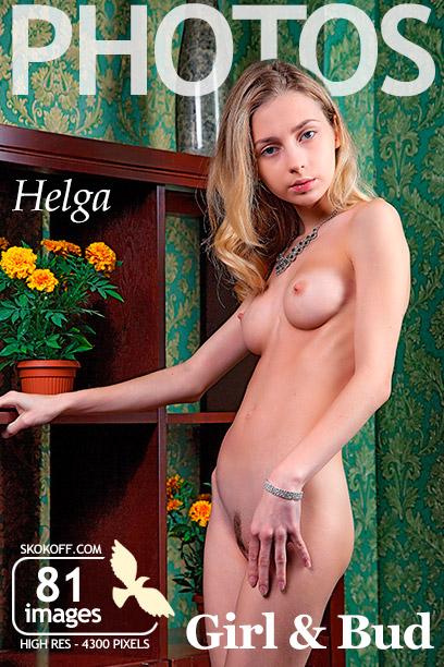 Helga - Girl and Bud - x81 - 5616px - Nov 23, 2018