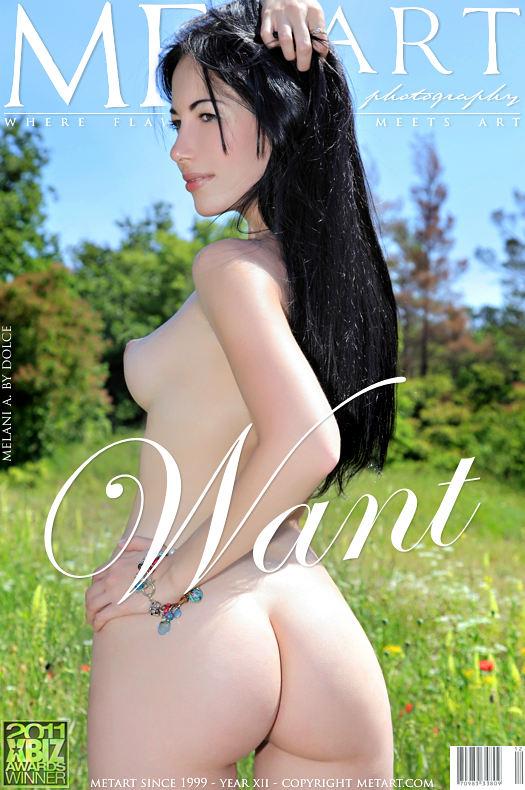 Melani A - Want