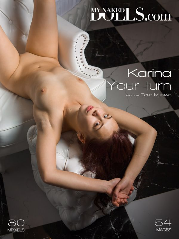 Karina - Your Turn - 54 pictures - 10328px (2 Dec, 2018)
