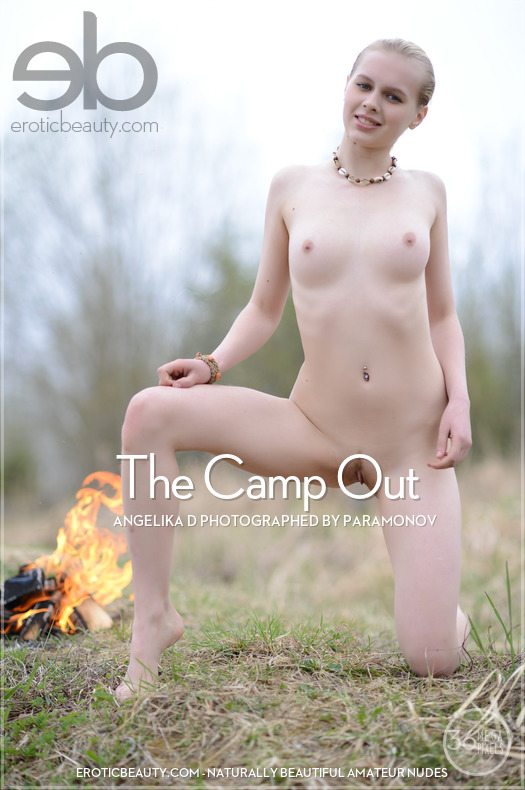 Angelika D - The Camp Out - x45 - 7360px (3 Dec, 2018)