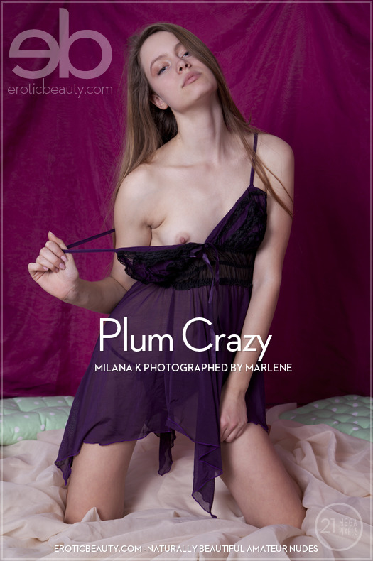 Milana K - Plum Crazy - 64 pictures - 5616px (7 Dec, 2018)