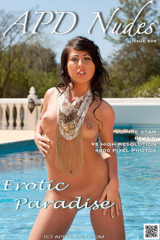 Sophie Star - Erotic Paradise - 95 images
