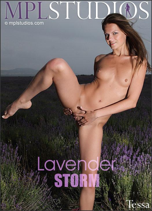 Tessa - Lavender Storm - 73 pictures - 4000px (24 Jul, 2013)