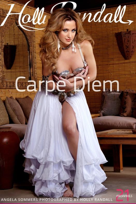 Angela Sommers - Carpe Diem