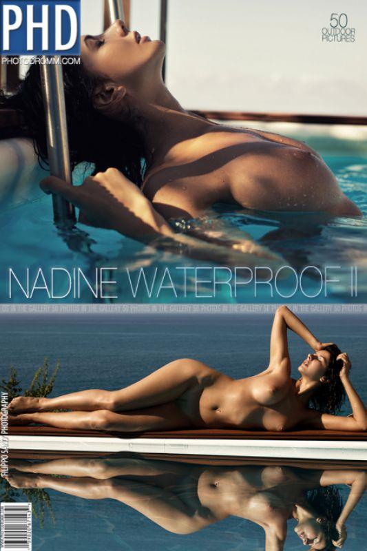 Nadine - Waterproof 2 - 50 pictures - 3000px (10 Dec, 2018)