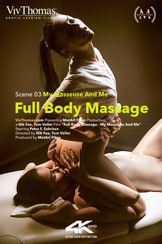 Petra F & Sabrisse - Full Body Massage - My Masseuse And Me 2018-12-12