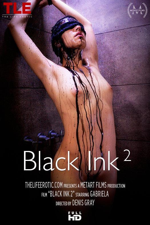 Gabriela - Black Ink 2 2018-12-11