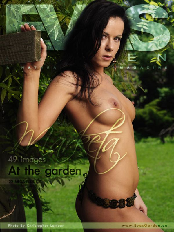 Marketa - At The Garden