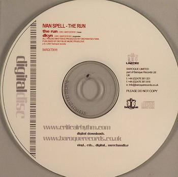 Ivan Spell - The Run; Dkyn [2007]