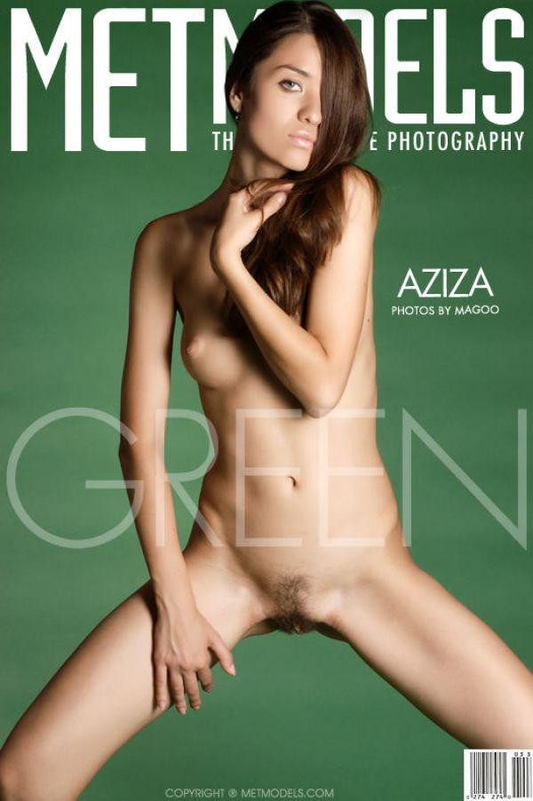 Aziza - Green