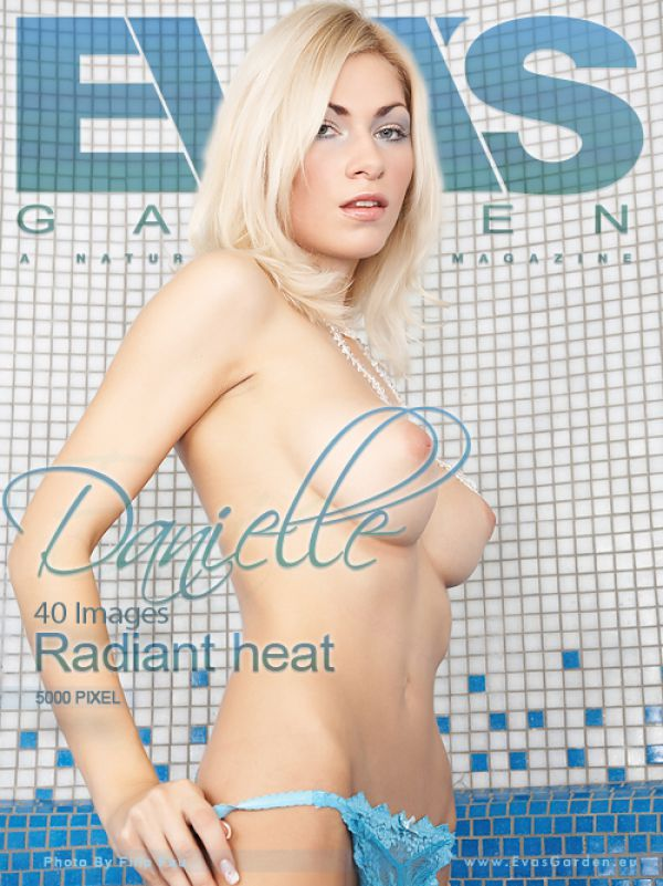 Danielle - Radiant heat (x40)