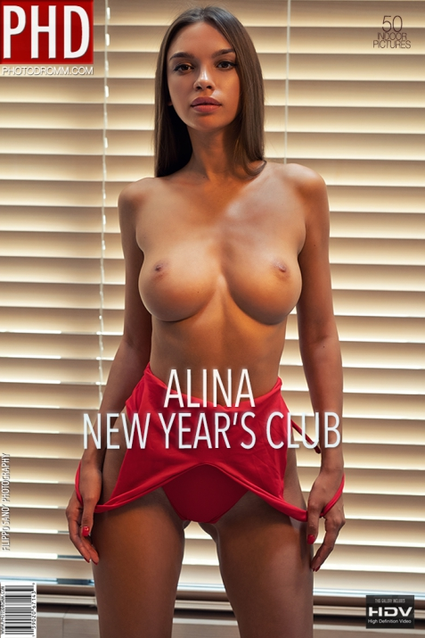 Alina - New Year`s Club - 50 pictures - 3000px (2 Jan, 2019)