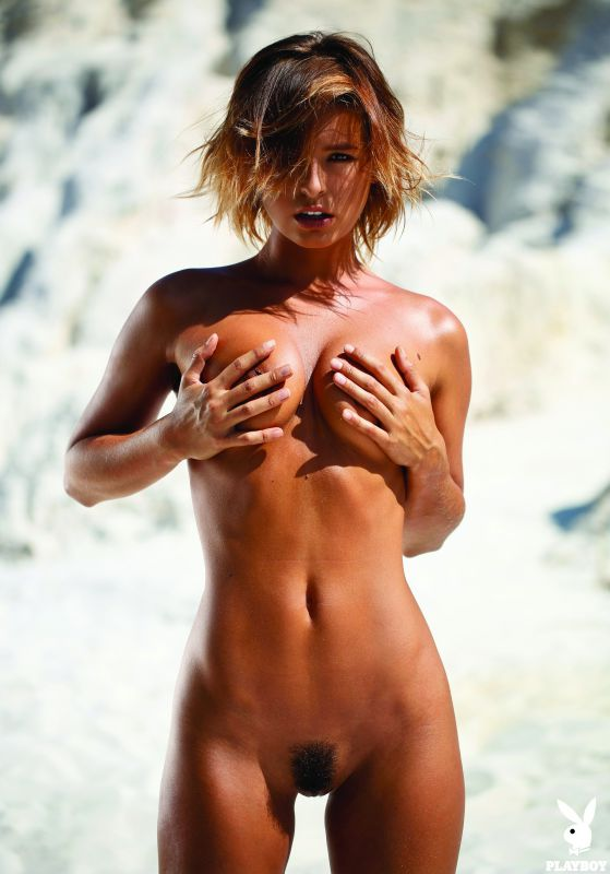 Marisa Papen in Playboy Portugal x18 2739px (01-12-2019)